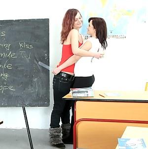 Lesbian School Porn Pictures